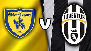 Chievo vs Juventus