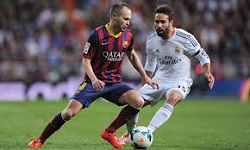Barcelona vs Real Madrid royal