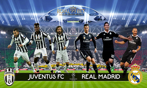 Prediksi Juventus vs Real Madrid 6 Mei 2015 Royal99