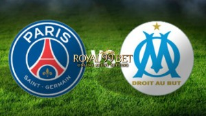 Paris Saint Germain vs Marseille