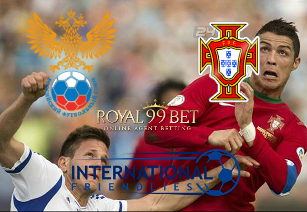 Russia vs Portugal